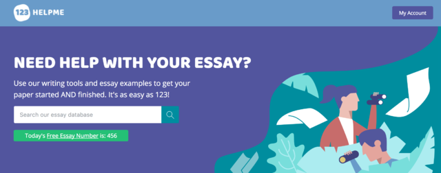 Essay Proposal Examples  Yellow Wallpaper Essay also High School Experience Essay Helpmecom Review   Help Me Essay Writing Service Reviews Paper Essay Writing