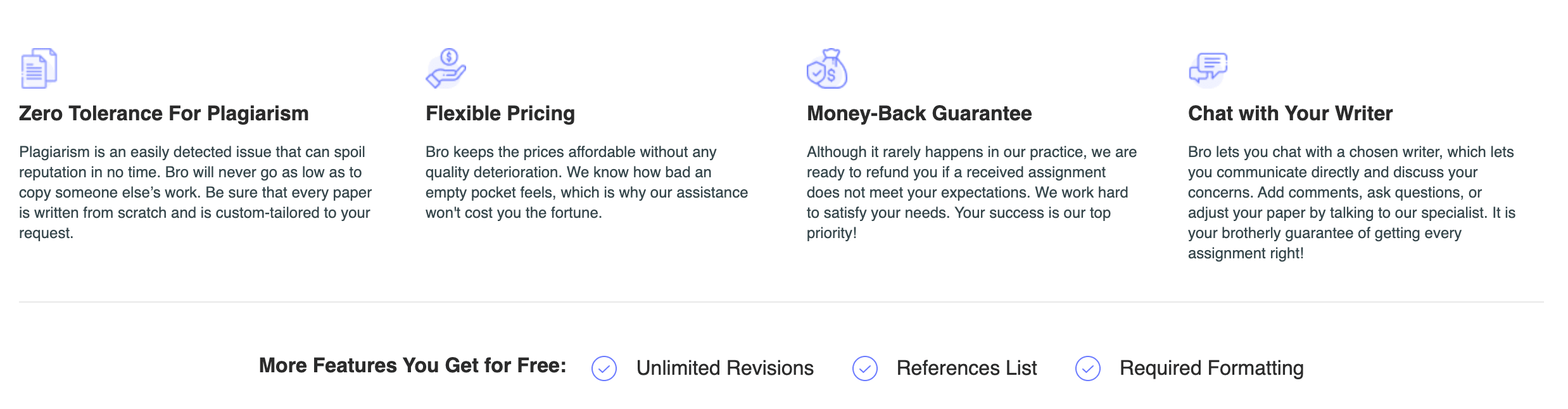 assignmentbro guarantees review